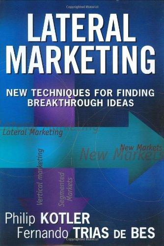 Marketing Lateral: para mí, una auténtica Biblia del Marketing