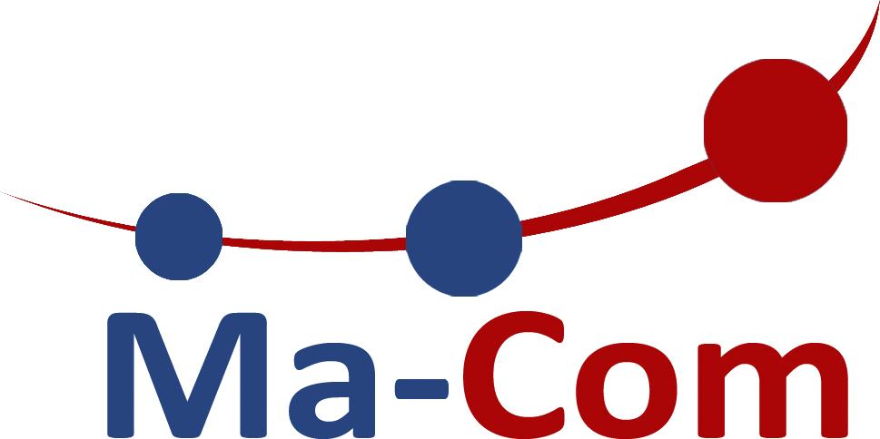 Logo de #macom
