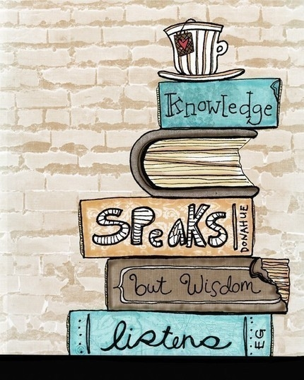 El conocimiento, un todo e infinitas partes