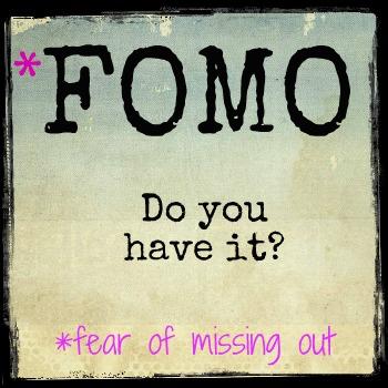 FOMO: El miedo a perderse algo (fear of mising out)