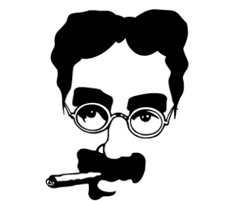 Groucho Marx, pensamiento lateral total