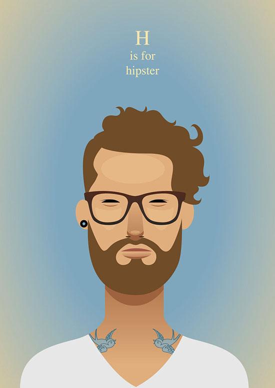 Hipsters, un estilo de vida con encanto