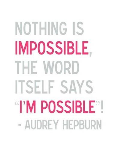 El reto: convertir lo imposible en posible