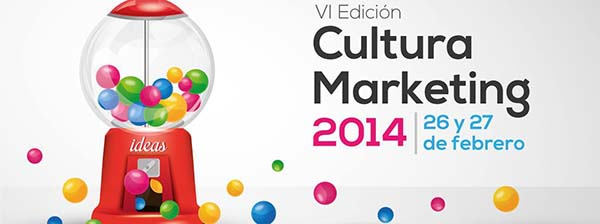 VI Jornadas Cultura Marketing