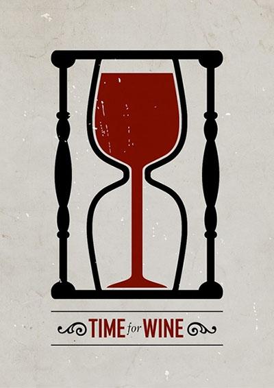 El vino es realmente impulsivo en la compra