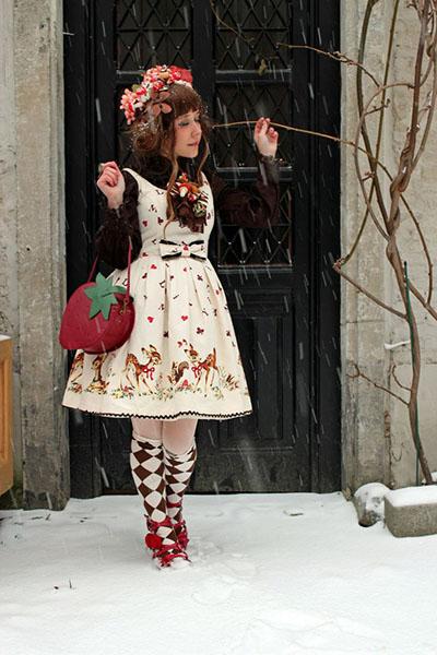Un estilo de vida sorprendente: Lolitas