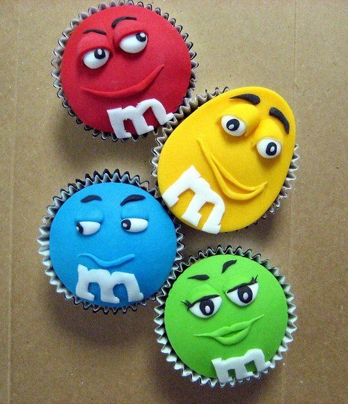 Cualquier elemento puede convertirse en cupcake