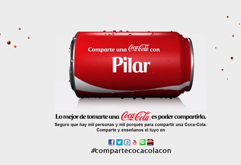 La campaña de Coca Cola, siempre tan diferente