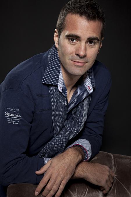 Óscar Yebra, excelente en lo profesional y en lo personal