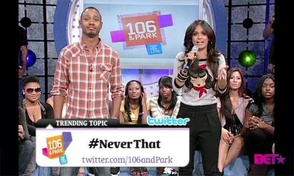 El hashtag es hoy protagonista en TV