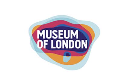 La evolución del área metropolitana de Londres es protagonista en este logo