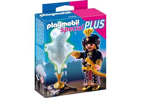 Enamorado de la linea Special de Playmobil, este es el Genio de la Lámpara