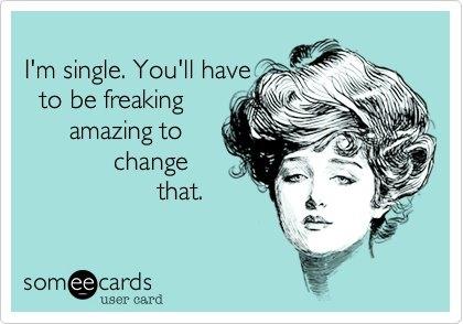 Single, un estilo de vida con mucho que decir