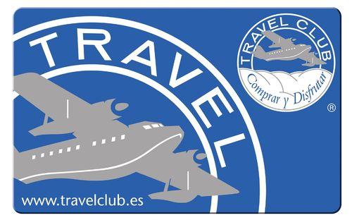 La tarjeta de puntos Travel Club