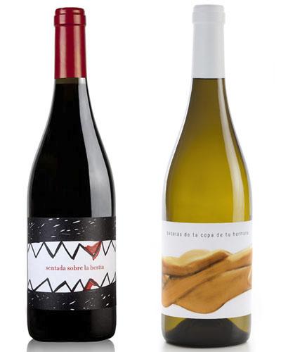 Dos propuestas muy creativas de vinos