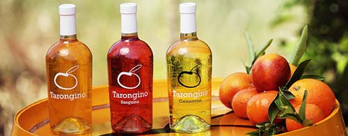 Productos singulares: Tarongino vino de naranjas valencianas