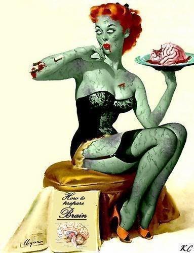 El marketing debe ser un zombie, una especie de muerto viviente
