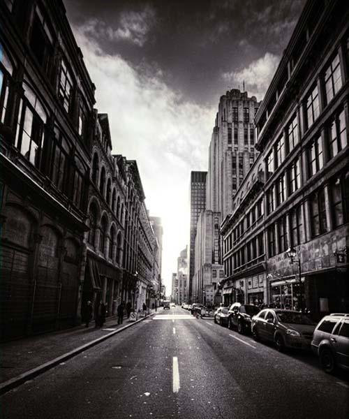 La calle, un lugar en espera de emociones