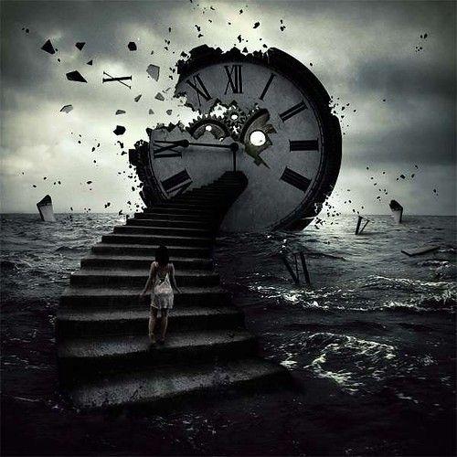 El error es pensar que tenemos tiempo
