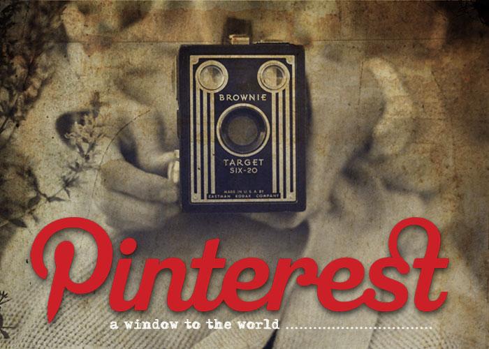 Pinterest es una fuente de percepciones y sensaciones