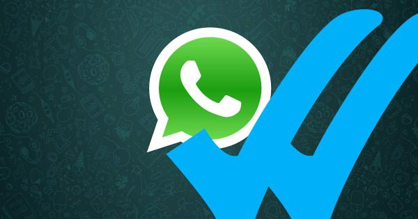 El polémico doble check azul de Whatsapp
