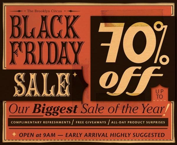 El Black Friday es un concepto que penetra cada año más en nuestro país