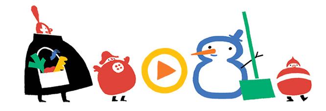 El Doodle de Google de hoy