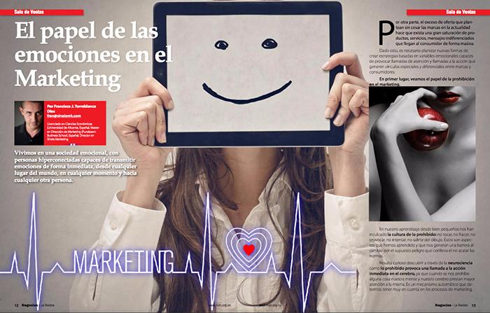 El papel de las emociones en el nuevo marketing