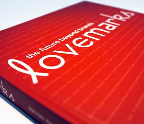 Lovemarks, el libro de Kevin Roberts