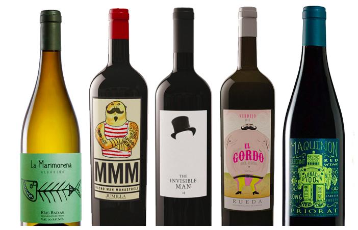 5 vinos fantásticos de The Wine Gurus