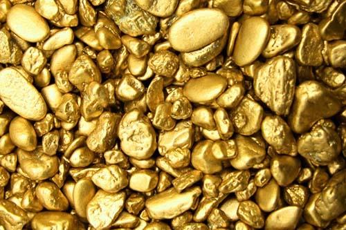 Psicología del color en el marketing: oro
