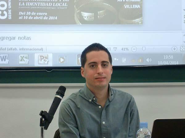 Samuel Martínez, sin duda, una persona única