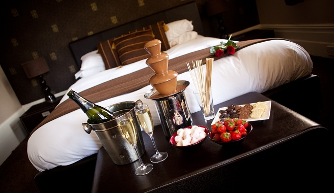 Productos singulares: The Chocolate Boutique Hotel