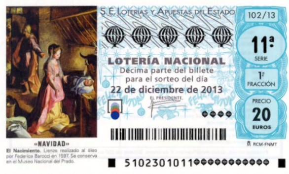 Creencias irracionales: la lotería
