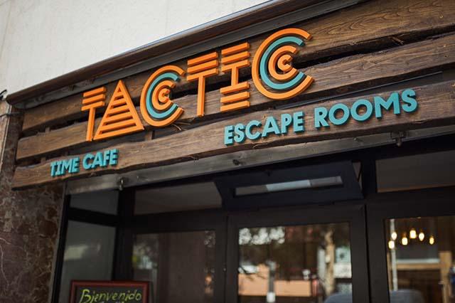 Productos singulares: Tactic Café
