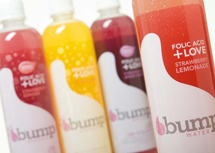 Productos singulares: Bump Water