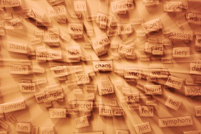 El caos como detonante de la creatividad