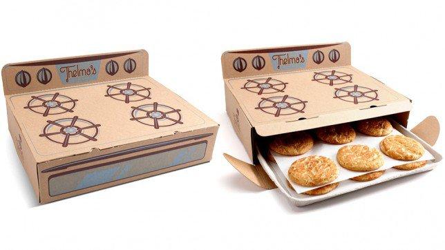 Creatividad en packaging para dimensionar al producto