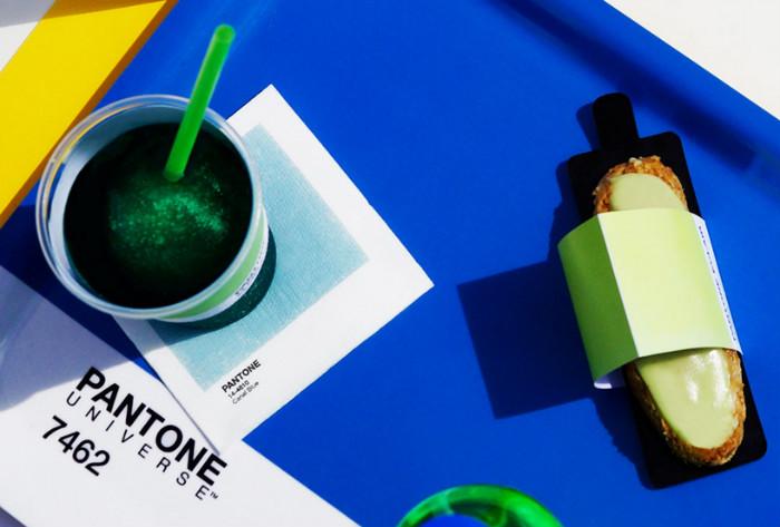 Productos singulares: Pantone Café