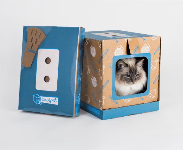 Productos singulares: Covipet WC desechable para mascotas