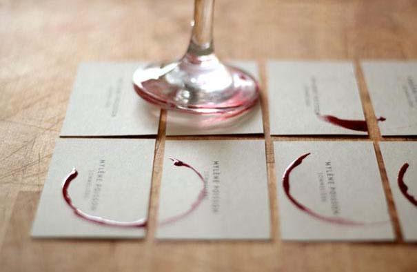 Creatividad aplicada a las tarjetas de visita