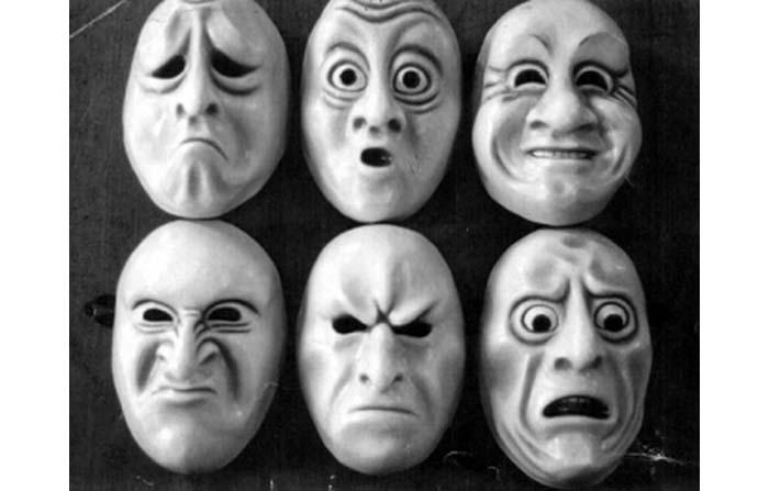 Modelos emocionales: Las seis emociones secundarias
