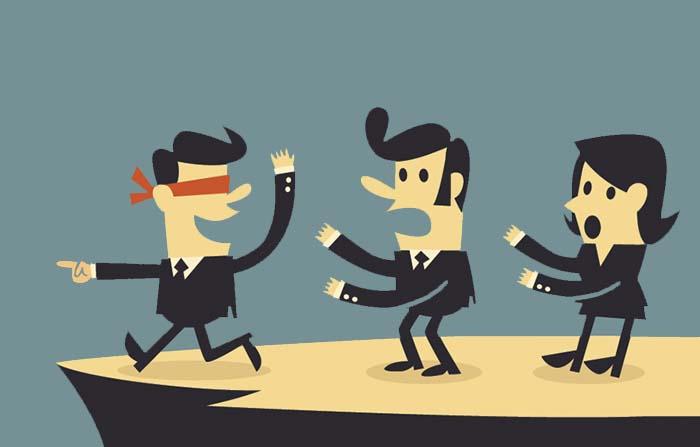 Aprovechar los errores para explorar nuevos escenarios creativos