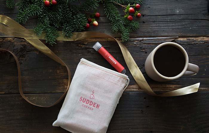 Productos singulares: Sudden Coffee, el café instantáneo gourmet