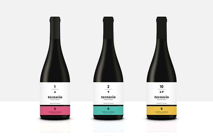 Productos singulares: Ternario Vino Orgánico de Venta la Vega Territorio Ecológico