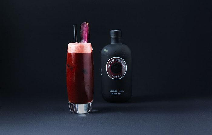 Productos singulares: Black Tomato Gin, la ginebra de tomate negro