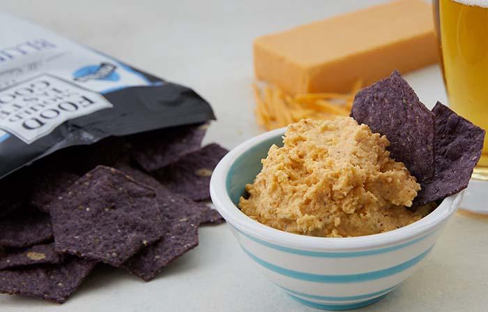 Productos singulares: Food Should Taste Good snacks saludables