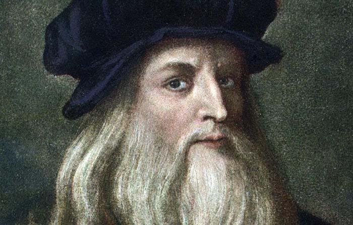 Leonardo da Vinci como elemento altamente inspiracional