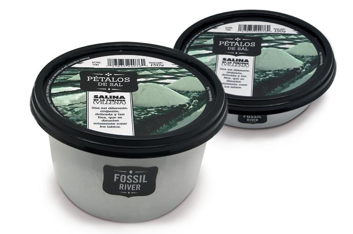 Productos singulares: Pétalos de Sal de la Salina la Fortuna