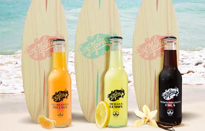 Productos singulares: Mediterranean Cola de La Gloria
